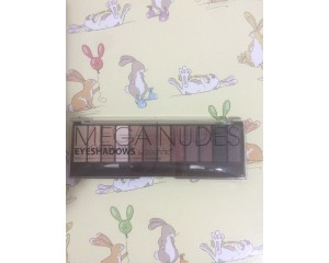 Technic Eye Shadow Mega Nude kit