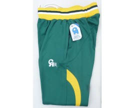 CA-8k-GY001-Green Yellow Jogging Running Sports Trousers