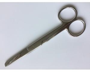 Bandage, Surgical Dressing Scissors Straight: SBS-002